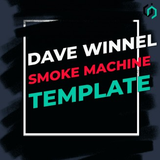 TEMPLATE #5. HOW TO MAKE DAVE WINNEL - SMOKE MACHINE