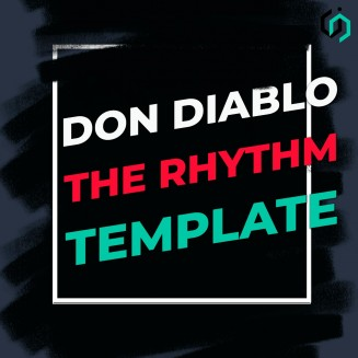TEMPLATE #6 [FREE]. HOW TO MAKE DON DIABLO - RHYTM
