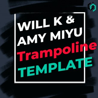 HOW TO MAKE WILL K feat AMY MIYU - TRAMPOLINE