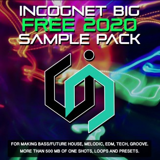 INCOGNET BIG FREE 2020 SAMPLE PACK