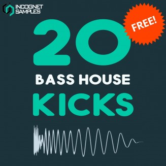 Incognet Samples - Bass House Kicks (FREE DOWNLOAD)