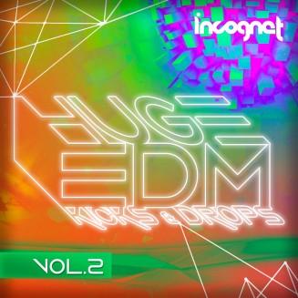Incognet Huge EDM Kicks & Drops Vol.2