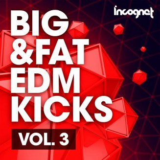Incognet Big & Fat EDM Kicks Vol.3