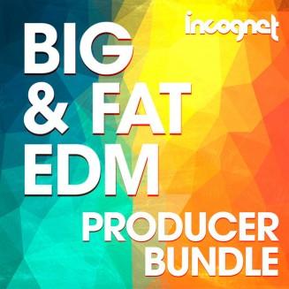 Incognet Big & Fat EDM Producer Bundle