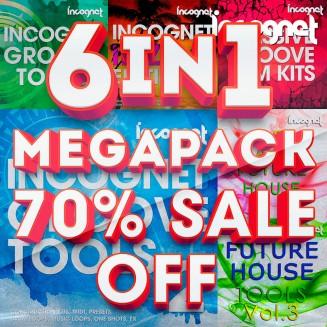 6 in 1! 2016 MEGAPACK