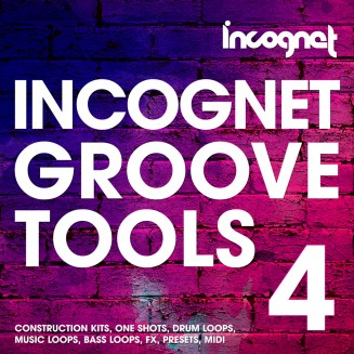 Incognet Groove Tools Vol.4