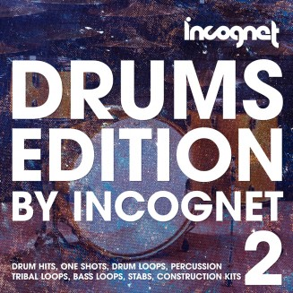 Incognet Drums Edition Vol.2