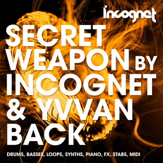 Secret Weapon By Incognet & Yvvan back