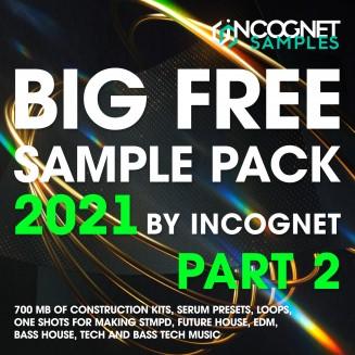 BIG FREE SAMPLE PACK 2021 BY INCOGNET. PART 2