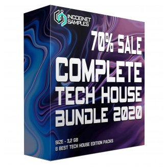 Complete Tech House Bundle 2020