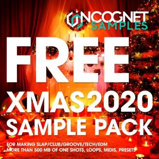 Incognet Free XMas 2020 Sample Pack