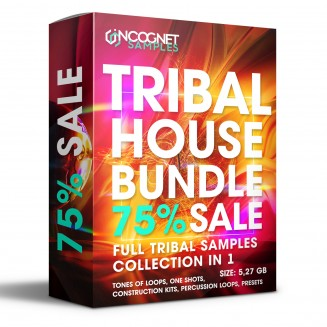 TRIBAL HOUSE BUNDLE