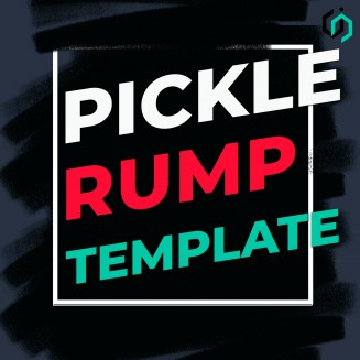 TEMPLATE #17. HOW TO MAKE PICKLE - RUMP